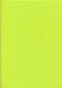 Perfectly Plain - Citrus Green