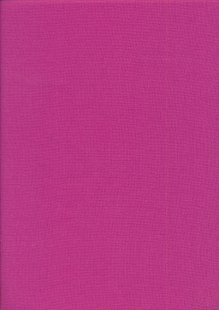 Perfectly Plain - Fuchsia Pink