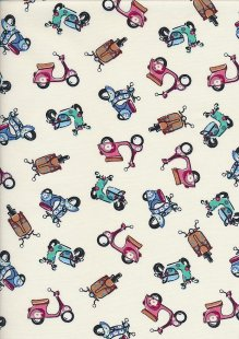 Quality Cotton Print Novelty - 105