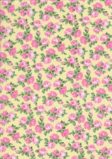 Fabric Freedom - Quality Cotton Print QCP8 Floral