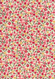 Fabric Freedom - Quality Cotton Print QCP3 Floral