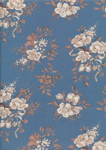 Fabric Freedom - Quality Cotton Print CPO729 Floral