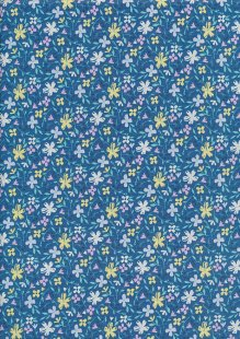 Fabric Freedom - Quality Cotton Print CTS602-1-4 Floral