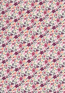 Fabric Freedom - Quality Cotton Print CTS602-1-6 Floral