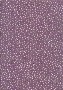 Rose & Hubble - Quality Cotton Print CP-0834 Mauve Floral