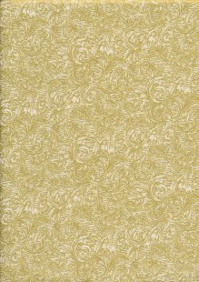 Gilded Oriental - Cream Regal