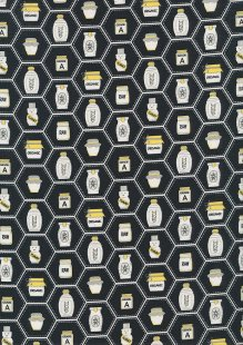 Quilt Treasures - All The Buzz By Monika Zhu 27610-J