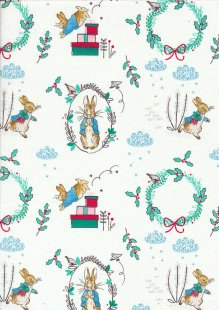 Craft Cotton Co - Beatrix Potter Peter Rabbit Christmas 3