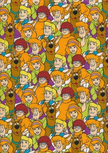 Scooby Doo Scooby and the Gang 23700302VS
