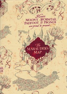 Harry Potter Harry Potter Marauders Map 2380019VS
