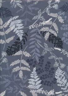 Kanvas Studio - Midnight Pearl 7979-P-11 Midnight Fern Grey