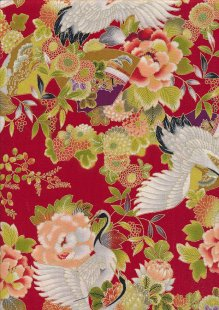 Japanese Fabric - TOKIWA 61850 Col 102