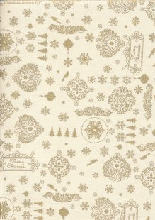 Fabric Freedom - Christmas ff517 col 02