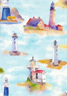 3 Wishes - At The Shore Light houses