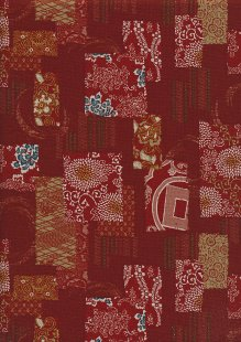Sevenberry Japanese Fabric - 61380 COL 2