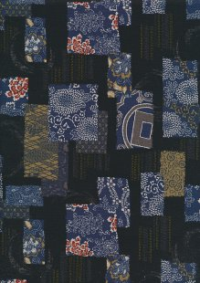 Sevenberry Japanese Fabric - 61380 COL 1