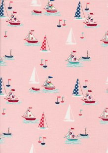 Riley Blake - Seaside C7231 PINK