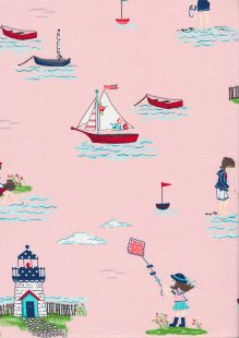 Riley Blake - Seaside C7230 PINK