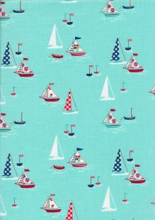 Riley Blake - Seaside C7231 AQUA