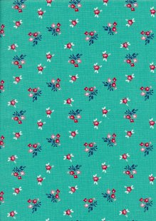 Riley Blake - Seaside C7234 TEAL