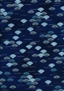 Robert Kaufman Imperial Collection - Indigo SRKM-17665-64