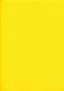 Rose & Hubble - Rainbow Craft Cotton Plain Corn Yellow 16