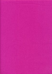 Rose & Hubble - Rainbow Craft Cotton Plain Raspberry 25