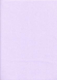 Rose & Hubble - Rainbow Craft Cotton Plain Light Lilac 35