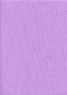 Rose & Hubble - Rainbow Craft Cotton Plain Lavender 36