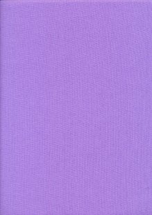 Rose & Hubble - Rainbow Craft Cotton Plain Amethyst 37