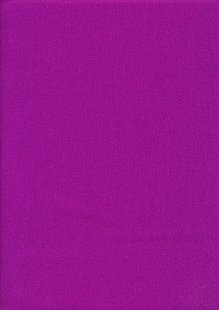 Rose & Hubble - Rainbow Craft Cotton Plain Magenta 38