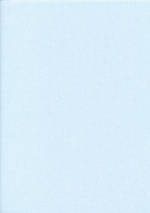Rose & Hubble - Rainbow Craft Cotton Plain Powder Blue 43
