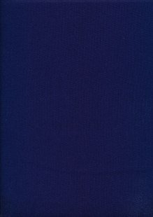 Rose & Hubble - Rainbow Craft Cotton Plain Navy 53