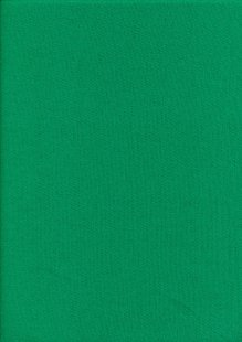 Rose & Hubble - Rainbow Craft Cotton Plain Emerald 60