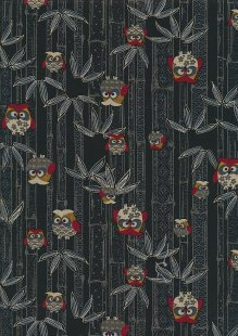 SevenBerry Japanese Fabric - 46