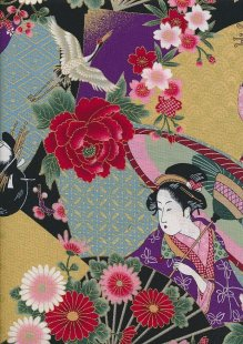 Authentic Japanese Fabric - 29