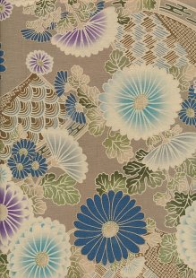 Authentic Japanese Fabric - 30