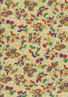 Authentic Japanese Fabric - 36