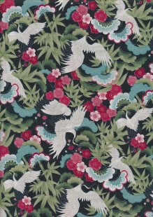 Authentic Japanese Fabric - 46