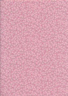 Sevenberry Japanese Ditsy Floral - Ditsy Daisy Pink