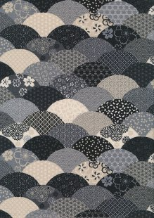 Sevenberry Japanese Fabric - 73