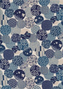Sevenberry Japanese Fabric - 104