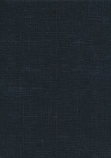 Sevenberry Japanese Linen Look Cotton - Plain Dark Navy Blue