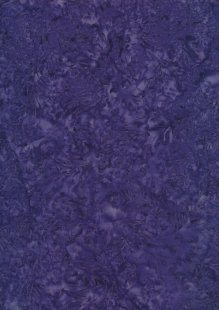 Sew Simple Bali Batik - Purple SSHH394-28#9