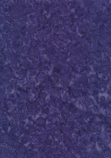 Sew Simple Bali Batik - Purple SSHH395-28#9