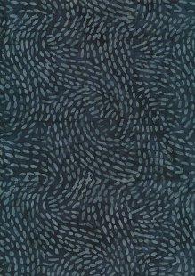 Sew Simple Bali Batik - Blue SSHH397-28#13