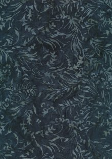 Sew Simple Bali Batik - Blue SSHH394-28#13
