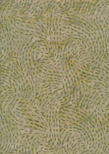 Sew Simple Bali Batik - Green SSHH397-28#25A