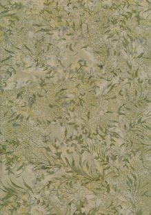 Sew Simple Bali Batik - Green SSHH394-28#25A