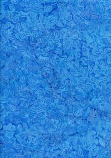 Sew Simple Bali Batik - Blue AT17-9-30H